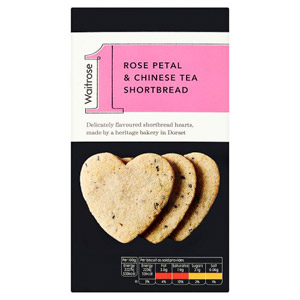 Waitrose 1 Rose Shortbread
