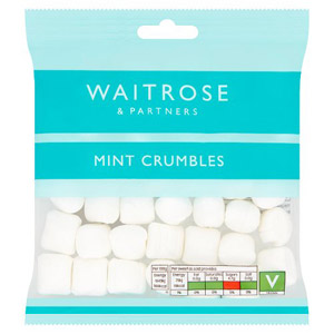 Waitrose Mint Crumbles