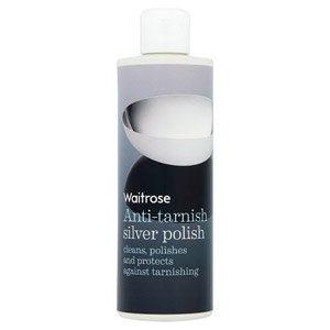Waitrose Anti Tarnish Silver Polish