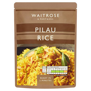 Waitrose & Partners Pilau Rice
