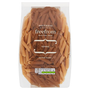 Waitrose LOVE life Brown Rice Penne
