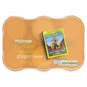 Waitrose Fiery Ginger Beer 6 Pack