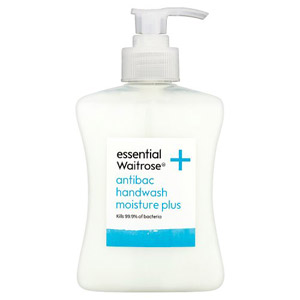 essential Waitrose Antibac Moisture and Handwash