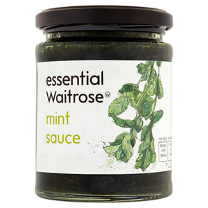 essential Waitrose Mint Sauce