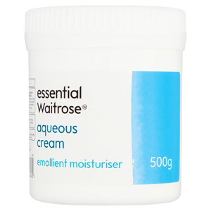 essential Waitrose Aqueous Cream