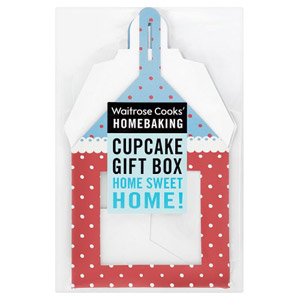 Waitrose Cooks Ingredients Cupcake Gift Box
