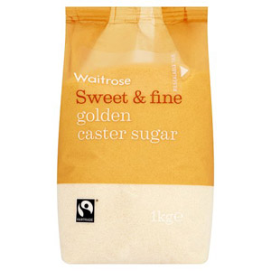 Waitrose Sugar Golden Caster