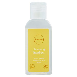 Pause & Refresh Antibacterial Lemon Hand Gel