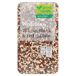 Waitrose LOVE life 3 Colour Quinoa Blend