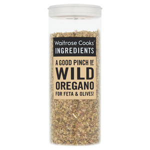 Waitrose Cooks Ingredients Organic Wild Oregano