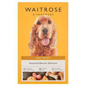 Waitrose Dog Biscuits