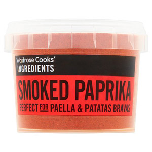 Waitrose Cooks Ingredients Organic Smoked Paprika