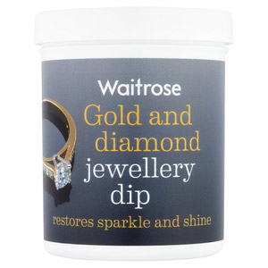 Waitrose Gold & Diamond Jewellery Dip