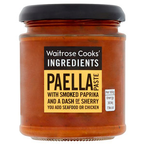 Waitrose Cooks Ingredients Paella Paste