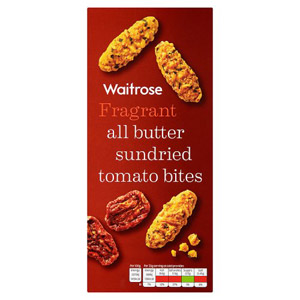 Waitrose Bites Sun Dried Tomato