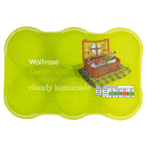 Waitrose Cloudy Lemonade 6 Pack