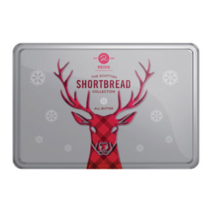 Reids All Butter Shortbread Collection Tin