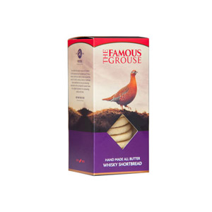 Reids The Famous Grouse Whisky Shortbread