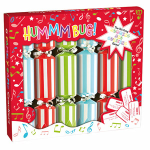 Giftmaker Hummmbug Crackers 6 Pack