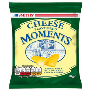 Smiths Cheese Moments
