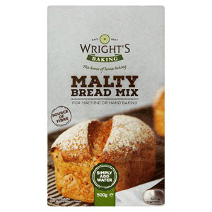 Wrights Bread Mix Malty