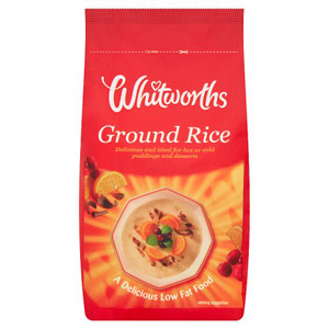 Whitworths Ground Rice