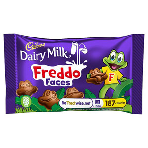 Cadbury Freddo Faces Standard Bag