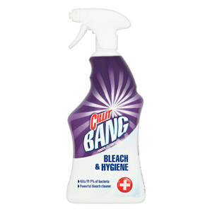 Cillit Bang Power Spray Bleach & Hygiene