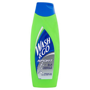 Wash & Go 2 in 1 Sport