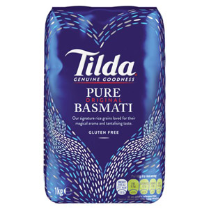 Tilda Pure Basmati Rice Large