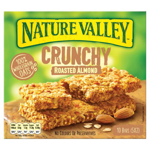Nature Valley Roasted Almond Granola Bars 5 Pack