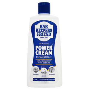 Bar Keepers Friend Power Cream Surface Cleaner
