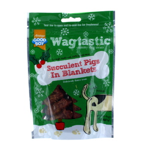 Wagtastic Pigs In Blankets