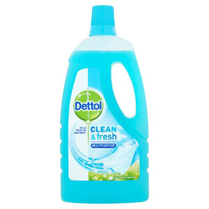 Dettol Power & Fresh Multi Purpose Cleaner Linen