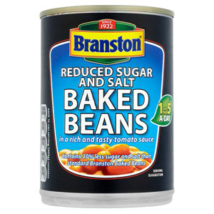 Branston Baked Beans Reduced Sugar & Salt