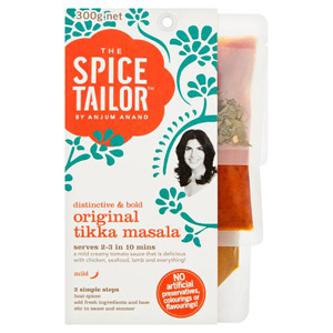 The Spice Tailor Curry Kit Original Tikka Masala