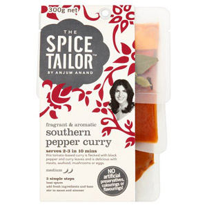 The Spice Tailor Curry Kit Southern Pepper