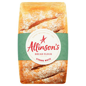 Allinson Strong White Flour Large Bag