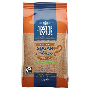 Tate & Lyle Brown Sugar with Stevia