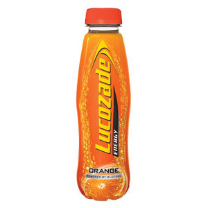 Lucozade Energy Orange Smaller Size