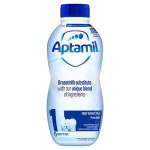 Aptamil First Milk Ready To Drink 1ltr
