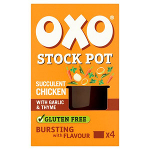 Oxo Stock Pots 4 Pack Chicken