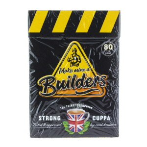 Make Mine a Builders Full Flavour Tea Bags 80 Pack