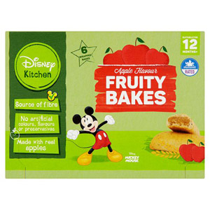 Annabel Karmel 12 Month Fruity Bakes Apple 6 Pack