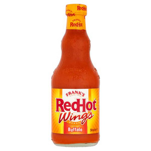 Franks Redhot Wings Buffalo Sauce