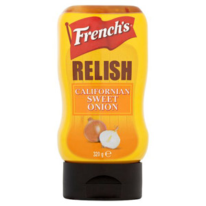 Frenchs Relish Sweet Onion