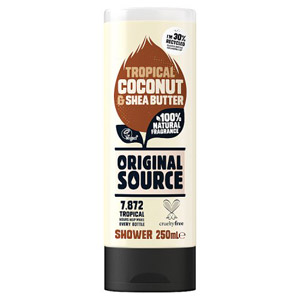 Original Source Coconut & Butter Shea Shower Gel