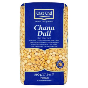 East End Chana Dall Lentils