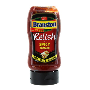 Branston Spicy Tomato Relish Pricemarked 335g