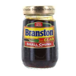 Branston Small Chunk Pickle Pricemarked 360g